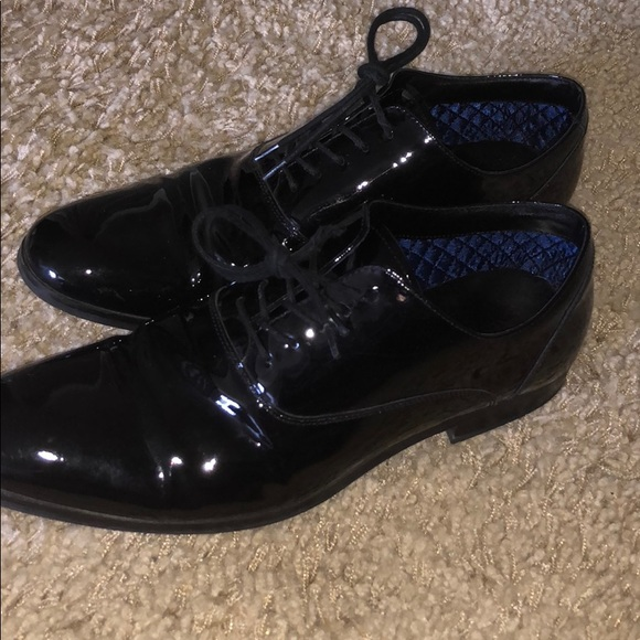0679f01fa2 Aldo men's black dress shoes